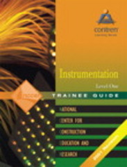Instrumentation Level 1 Trainee Guide,  Paperback 2nd Edition 9780130616029 0130616028