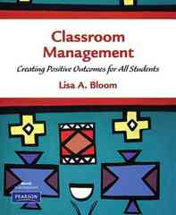 Classroom Management 1st Edition 9780130888389 0130888389
