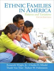 Ethnic Families in America 5th edition 9780130918390 0130918393