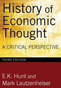 History of Economic Thought 3rd Edition 9780765625991 0765625997