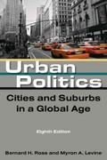 Urban Politics 8th Edition 9780765627742 0765627744