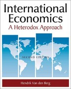 International Economics 2nd edition 9780765625441 076562544X