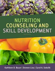 Nutrition Counseling and Education Skill Development 2nd Edition 9780840064158 0840064152