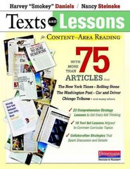 Texts and Lessons for Content-Area Reading 1st Edition 9780325030876 0325030871