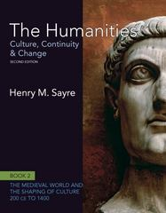 The Humanities 2nd edition 9780205020034 0205020038