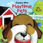 Guess Who Playtime Pets 0 9780794421823 0794421822