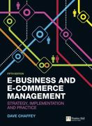 E-Business and E-Commerce Management 5th Edition 9780273752011 0273752014