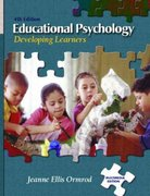 Educational Psychology: Developing Learners 4th Edition 9780130887047 0130887048