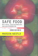 Safe Food 1st edition 9780520242234 0520242238