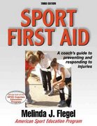 Sport First Aid 3rd Edition 9780736037860 0736037861