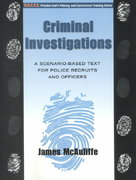 Criminal Investigations 1st Edition 9780130895806 0130895806