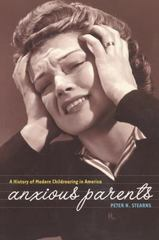 Anxious Parents 1st Edition 9780814798492 0814798497