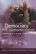 Democracy and Counterterrorism 1st Edition 9781929223930 1929223935