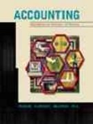 Accounting 2nd edition 9780324069532 0324069537