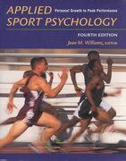 Applied Sport Psychology 4th Edition 9780767417471 076741747X