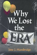 Why We Lost the ERA 0 9780226503585 0226503585