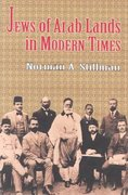 The Jews of Arab Lands in Modern Times 1st Edition 9780827607651 0827607652