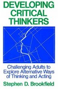 Developing Critical Thinkers 1st Edition 9781555423568 1555423566