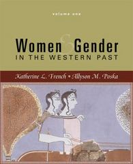 Women and Gender 1st edition 9780618246243 061824624X