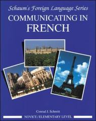 Communicating In French (Novice Level) 1st edition 9780070566453 0070566453