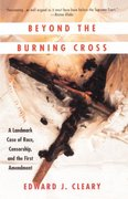 Beyond the Burning Cross 1st Edition 9780679747031 0679747036