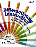 Differentiating Instruction in a Whole-Group Setting 0 9781884548703 1884548709