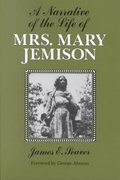 A Narrative of the Life of Mrs. Mary Jemison 0 9780815624912 0815624913