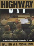 The Highway War 0 9781574889888 1574889885