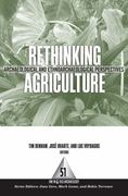 Rethinking Agriculture 1st Edition 9781315421001 1315421003