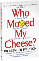 Who Moved My Cheese 1st Edition 9780091816971 0091816971