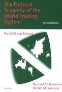 The Political Economy of the World Trading System 2nd edition 9780198294313 019829431X