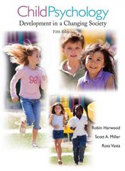 Child Psychology 5th edition 9780471706496 0471706493