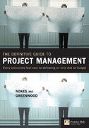 The Definitive Guide to Project Management 1st edition 9780273663973 0273663976