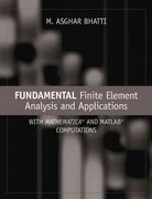 Fundamental Finite Element Analysis and Applications 1st edition 9780471648086 0471648086