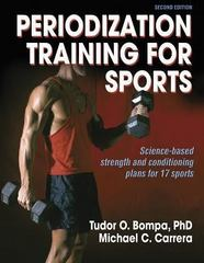 Periodization Training for Sports 2nd Edition 9780736055598 0736055592