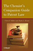The Chemist's Companion Guide to Patent Law 1st edition 9780471782438 0471782432