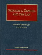 Sexuality, Gender, and the Law 0 9781566624619 1566624614