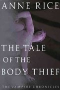 The Tale of the Body Thief 0 9780679405283 0679405283