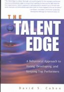 The Talent Edge 1st Edition 9780470159149 0470159146