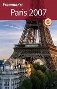 Frommer's Paris 2007 13th edition 9780470007471 0470007478