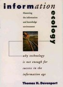 Information Ecology 1st edition 9780195111682 0195111680