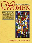 Thinking about Women 6th edition 9780205363605 0205363601
