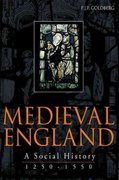 Medieval England 0 9780340577455 0340577452