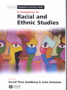 A Companion to Racial and Ethnic Studies 1st edition 9780631206163 0631206167