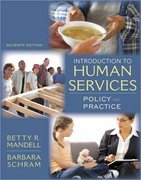 Introduction to Human Services 7th edition 9780205615971 020561597X