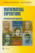 Mathematical Expeditions 1st Edition 9780387984339 038798433X