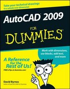 AutoCAD 2009 For Dummies 1st edition 9780470229774 0470229772