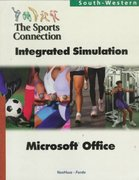 Sports Connection: Integrated Simulation, Microsoft Office 97 1st edition 9780538721080 0538721081
