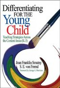 Differentiating for the Young Child 1st Edition 9780761931096 0761931090