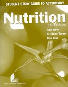 Nutrition 3rd edition 9780763750473 0763750476